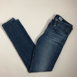 Adriano Goldschmied The Nikki Relaxed Skinny Jean